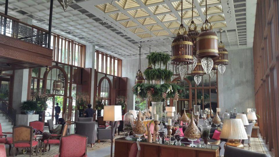 タイでいつまでもトップを走り続けるマンダリンオリエンタルホテル